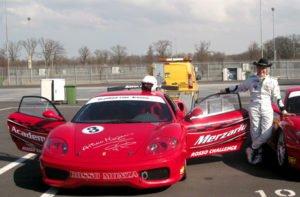 Ferrari 360 F1 selber auf der Rennstrecke fahren