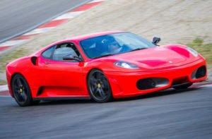 Ferrari F430 selber auf der Rennstrecke fahren