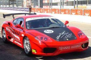 Ferrari selber auf der Rennstrecke fahren