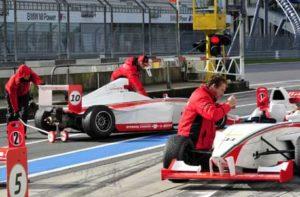 Formel Auto selber fahren fuer Einsteiger