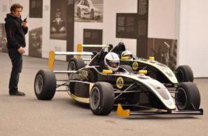 Formel Rennwagen selber fahren