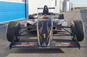 Formel Wagen Masters selber fahren Spreewaldring
