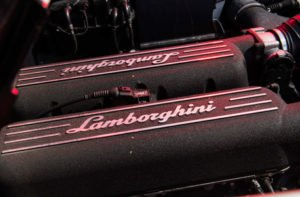 Lamborghini Gallardo fahren mit 520 PS!