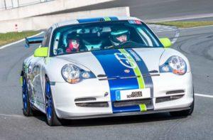 Porsche 911 selber fahren auf der Rennstrecke